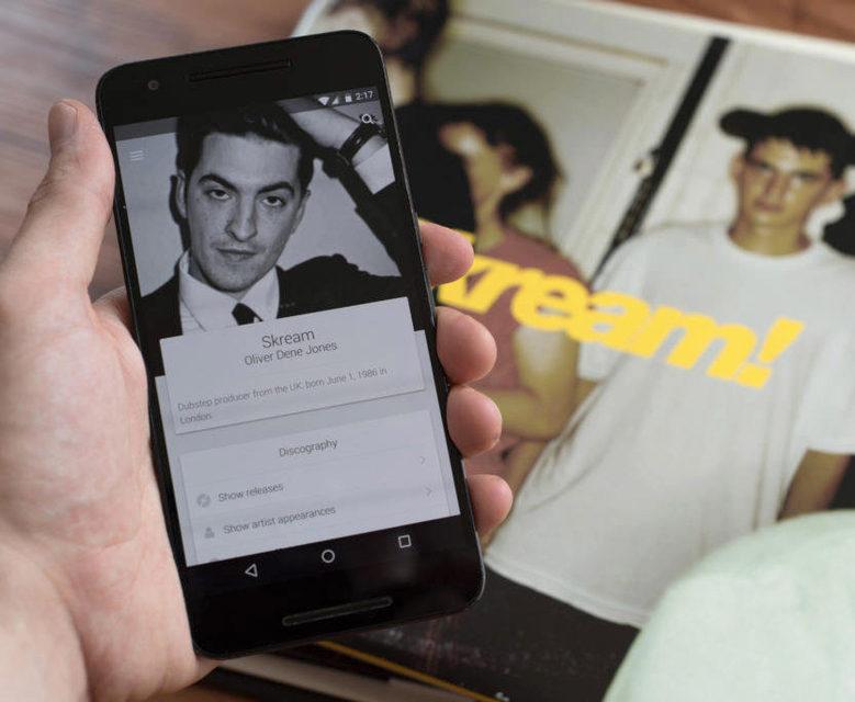 Сервис Discogs выпустил приложение для Android