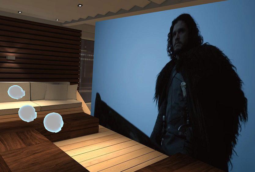Программа расшаривания VR-экрана BigScreen научилась передавать звук