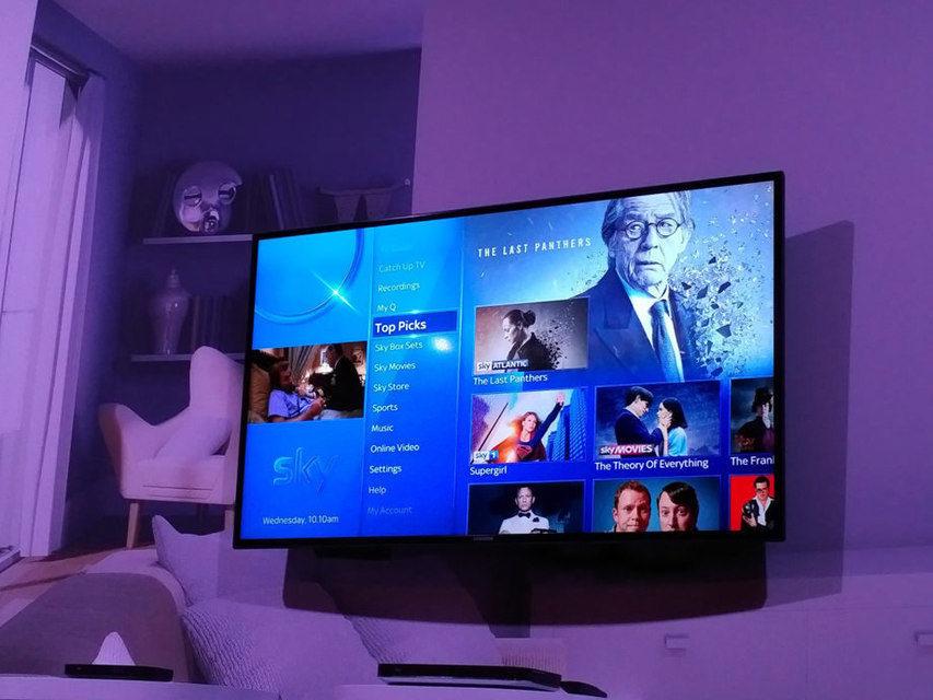 Американский спутниковый телепровайдер Sky начнет вещать в 4K-формате уже в августе