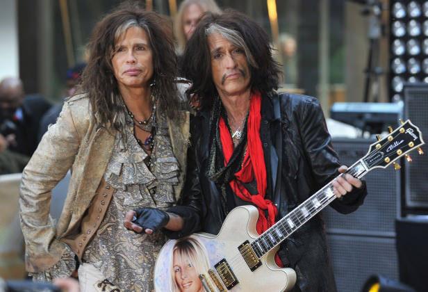 Стивен Тайлер поддержал своего пострадавшего коллегу из Aerosmith