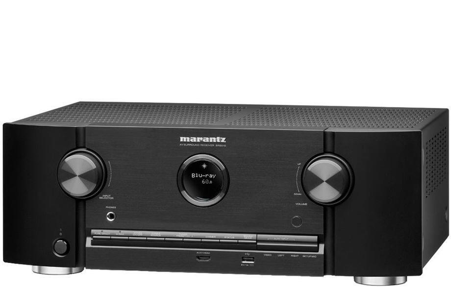 Marantz анонсировала бюджетный сетевой AV-ресивер SR5011 с поддержкой Dolby Atmos, DTS:X и HDR-видео