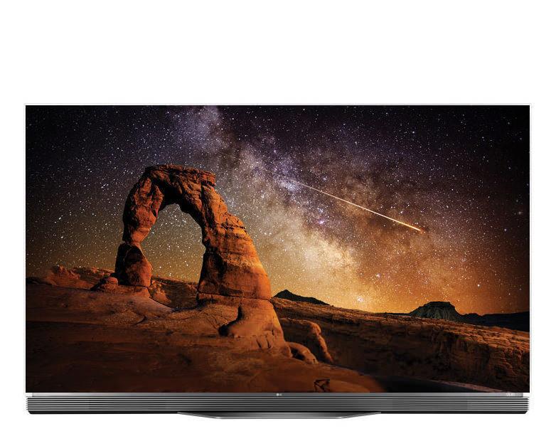 Все линейки OLED-телевизоров LG этого года скоро появятся в российских магазинах