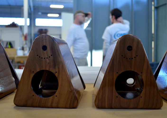 Princeton Audio изготовят крафтовые беспроводные колонки на заказ