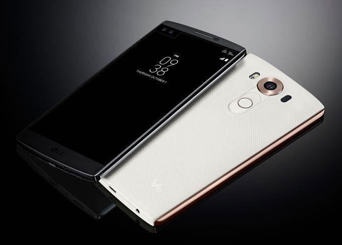LG анонсировала смартфон V20 с 32-битным Quad ЦАПом