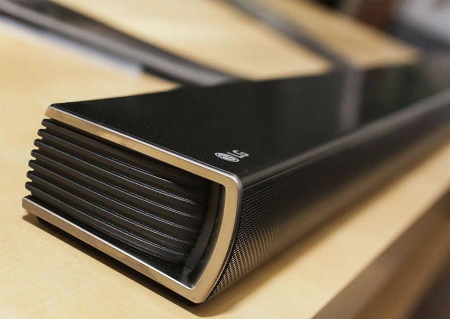LG представила саундбар с «интеллектуальными функциями»