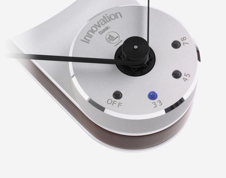 Clearaudio выпустила новую модель проигрывателя виниловых пластинок Innovation Basic