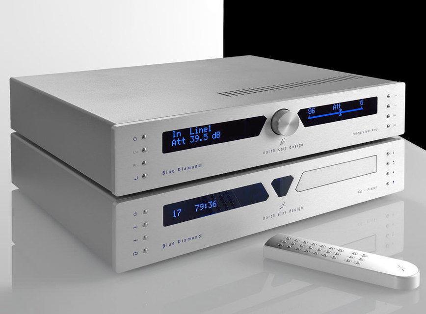 North Star Design объявила о производстве интегрированного усилителя Blue Diamond