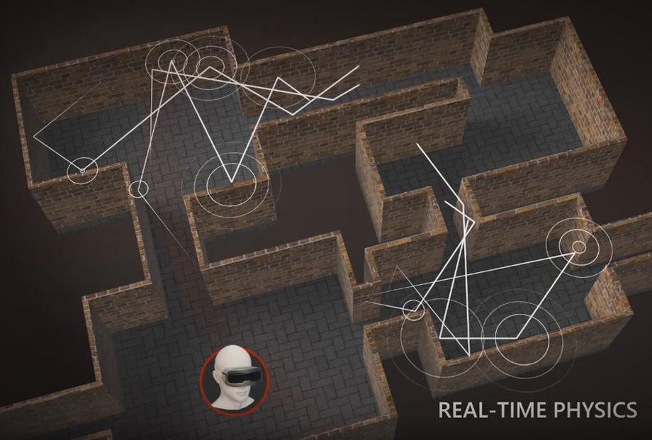 AMD анонсировала движок TrueAudio Next для озвучивания виртуальной реальности