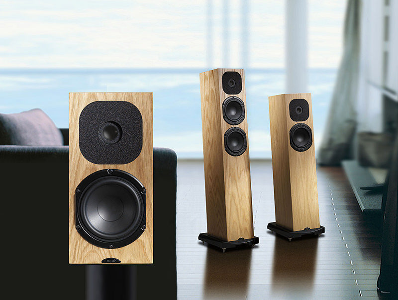 Российская компания Alef Hi-Fi стала дистрибьютором бренда Neat Acoustics