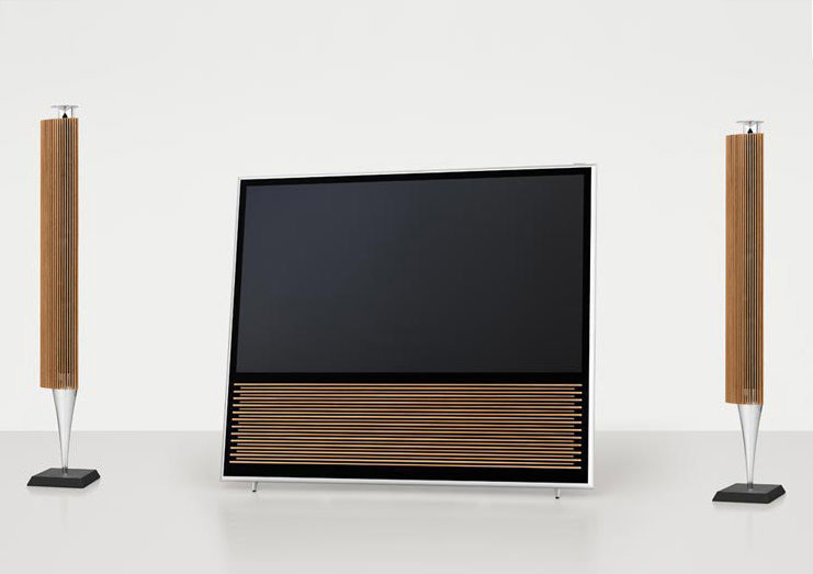 BeoVision 14: первый телевизор на Android TV от Bang&Olufsen