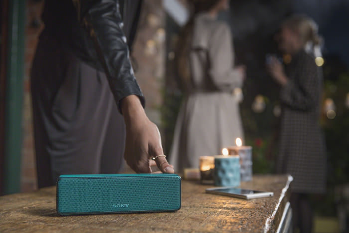 Sony выпустила портативную колонку с поддержкой аудио в Hi-Res