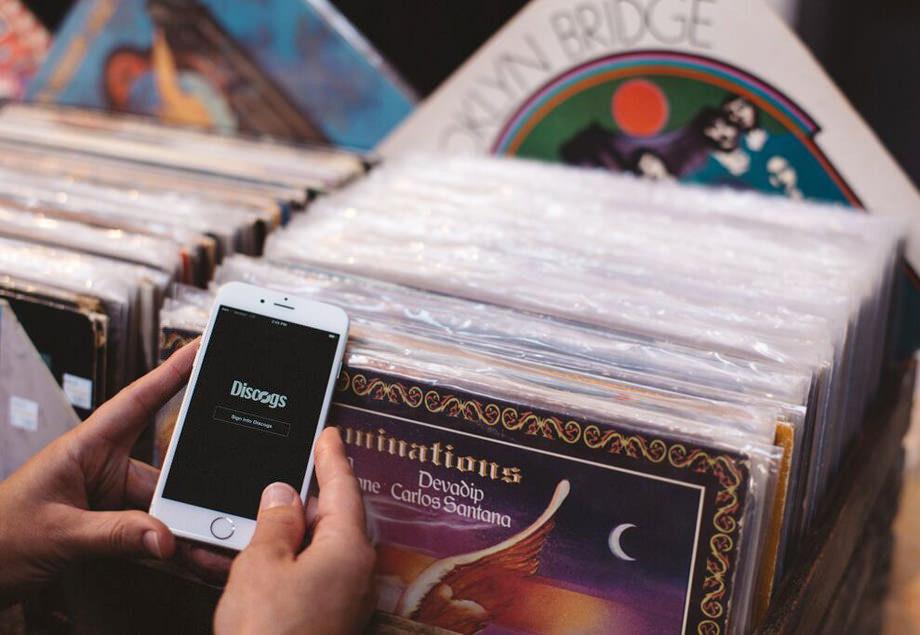 Discogs добавила в iOS-приложение подсчет стоимости коллекции и инструкцию для новичков