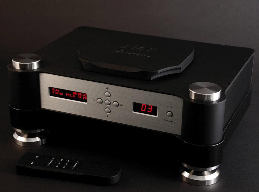 Универсальный плеер JMF Audio DMT3.7: «цифровой звук с аналоговой перспективой»