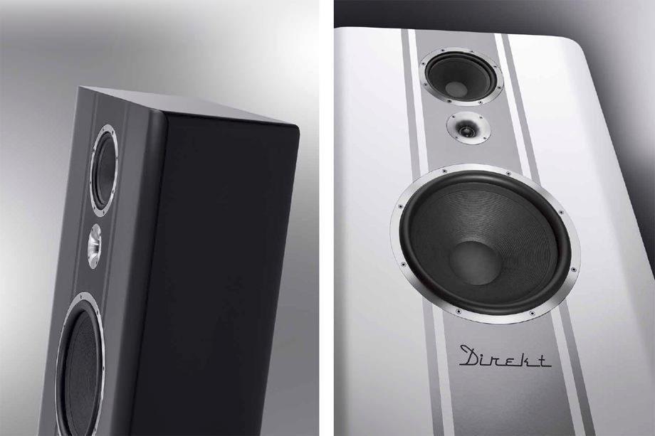 Heco выпустила трехполосную версию акустики Direkt