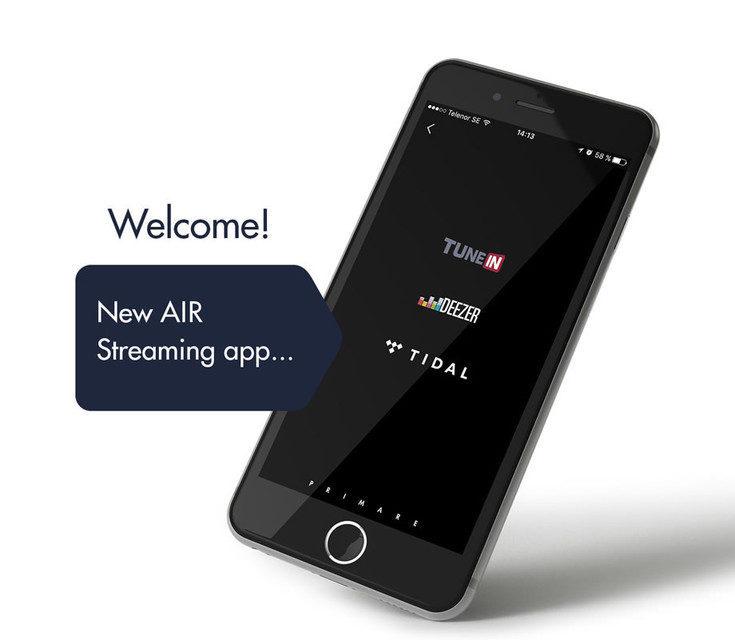 Primare создала собственное приложение для потокового воспроизведения Hi-Res музыки