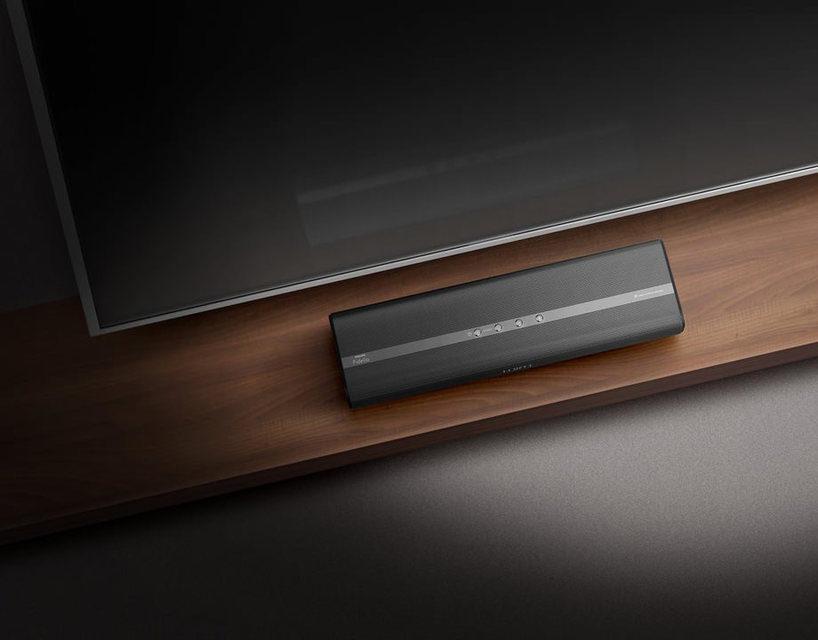 Philips выпустила минисаундбар Nano Cinema Speaker