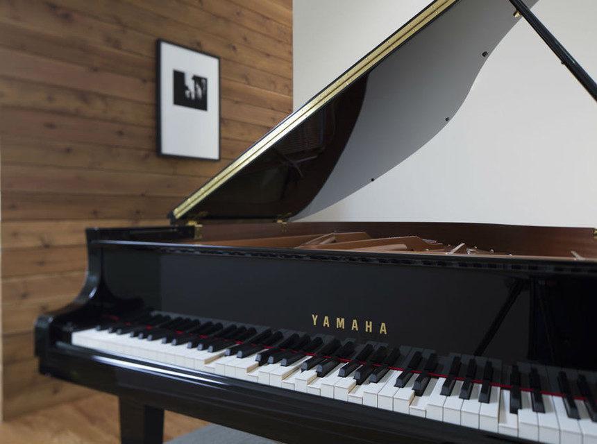 Автоматический рояль Yamaha Disklavier получил функцию мультирума