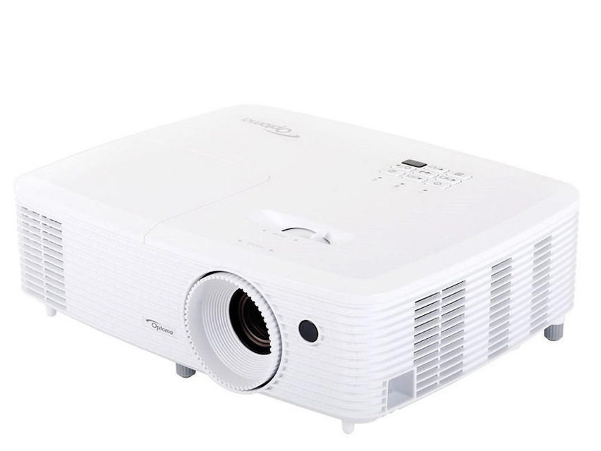 Optoma представила Full-HD-проектор HD27 со специальным режимом для геймеров