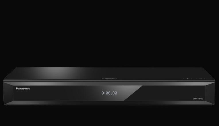 IFA 2016: Panasonic показала бюджетный UHD Blu-ray плеер UB700