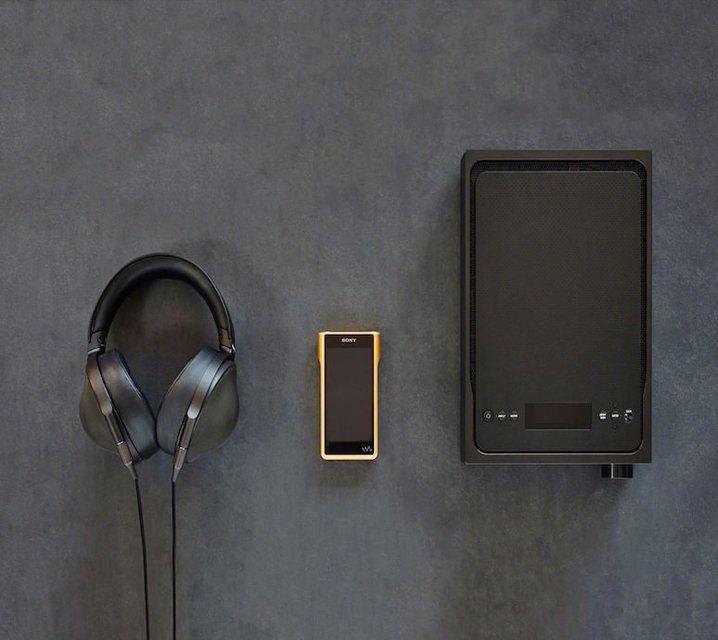 Sony представила High-End-линейку продуктов из наушников MDR-Z1R, усилителя TA-ZH1ES и волкменов NW-WM1A и NW-WM1Z