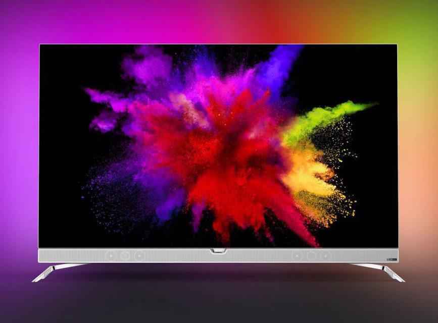 IFA 2016: первый OLED-телевизор от Philips с Ambilight