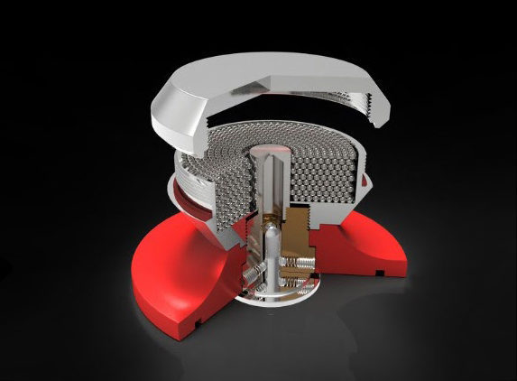 Корейская компания Hifistay объединила клемп и демпфер для вертушек в одном устройстве Klaud Nain