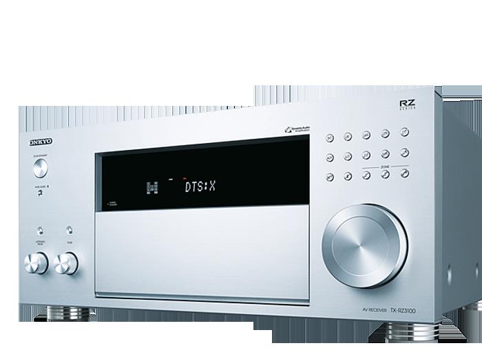 Onkyo выпустила флагманский ресивер TX-RZ3100