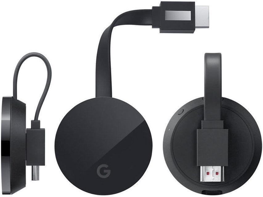 Google выпустит донгл Chromecast с поддержкой 4K