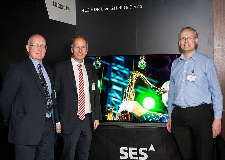 LG добавит поддержку HLG HDR в телевизорах 2016 года