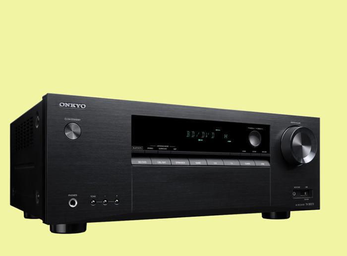 Onkyo выпустила самый бюджетный 4K-ресивер TX-SR373
