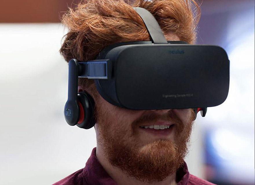 JBL выпустила специальные наушники OR100 и OR300 для VR-гарнитуры Oculus Rift
