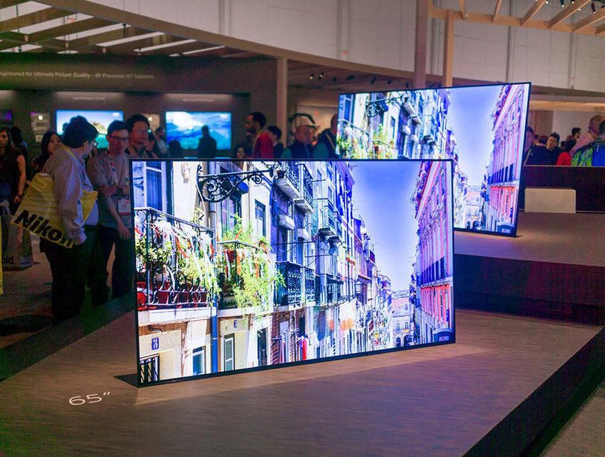 Sony анонсировала OLED-телевизоры серии Bravia A1 с поддержкой HDR10 и Dolby Vision