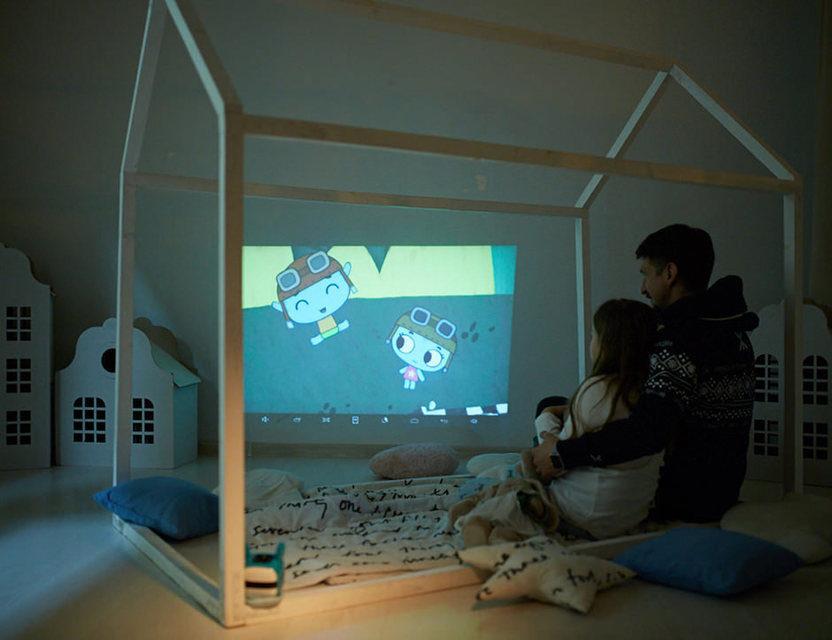 ФРИИ инвестировал $2,5 млн в российского производителя детских мини-проекторов Cinemood
