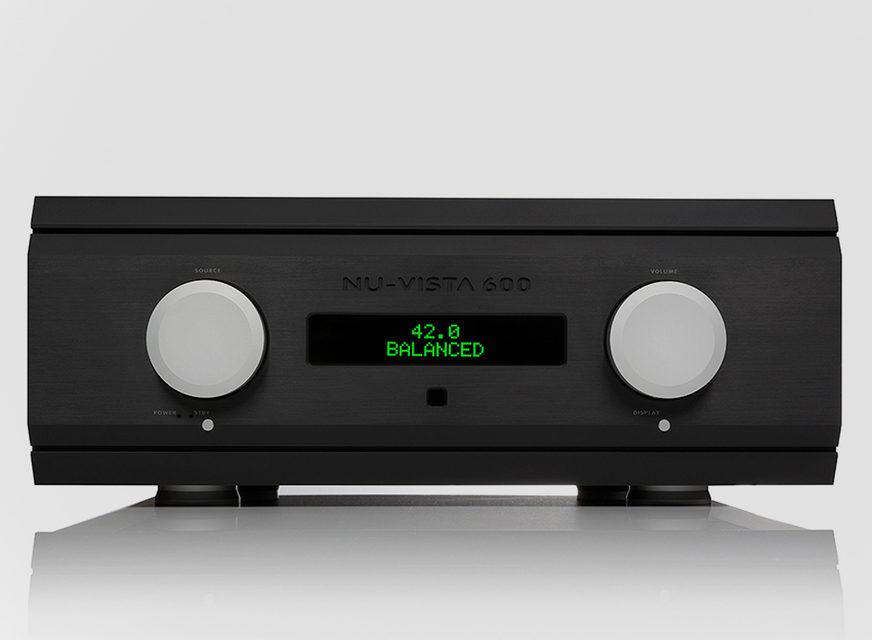 Musical Fidelity выпустила гибридный усилитель на нувисторах Nu-Vista 600