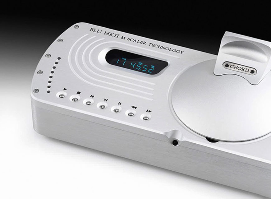 Chord Electronics показала CD-транспорт Blu MkII