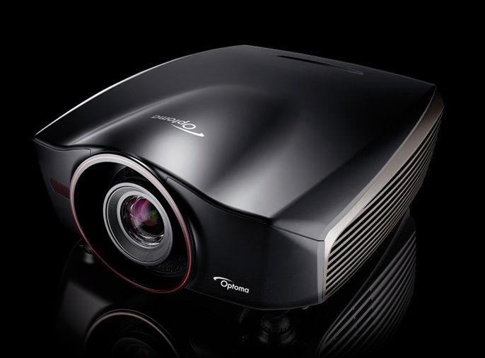 Optoma выпустила Full HD LED-проектор HD90+