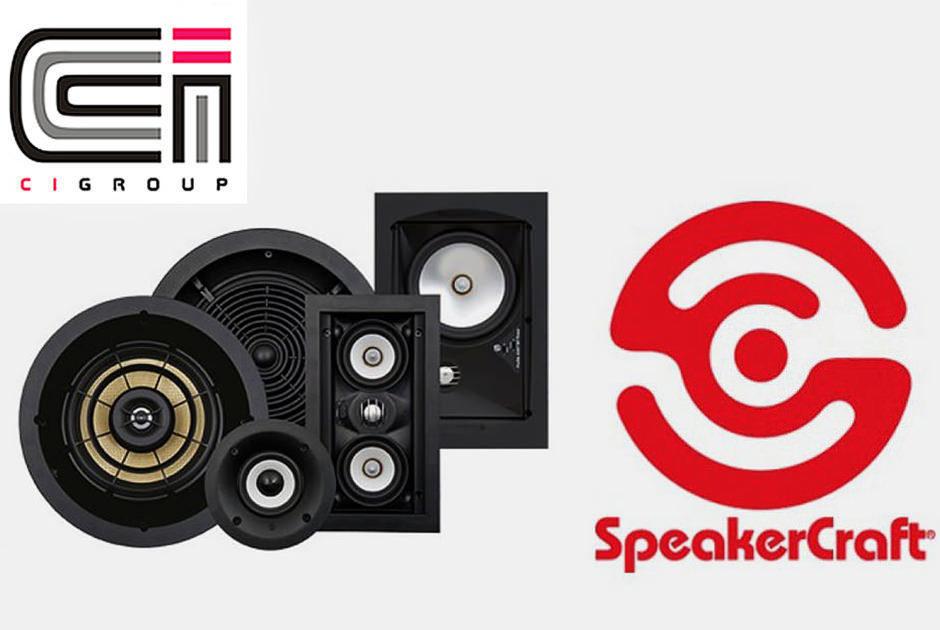 CI Group стала российским дистрибьютором марки SpeakerCraft