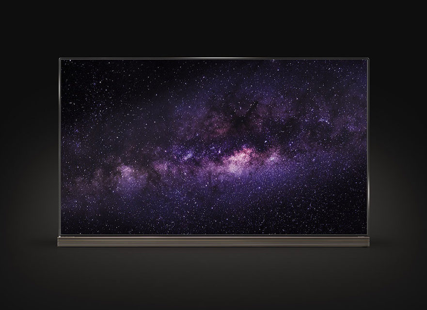 Флагманский телевизор LG Signature 77G6V поступил в продажу в России по цене 1 499 990 рублей