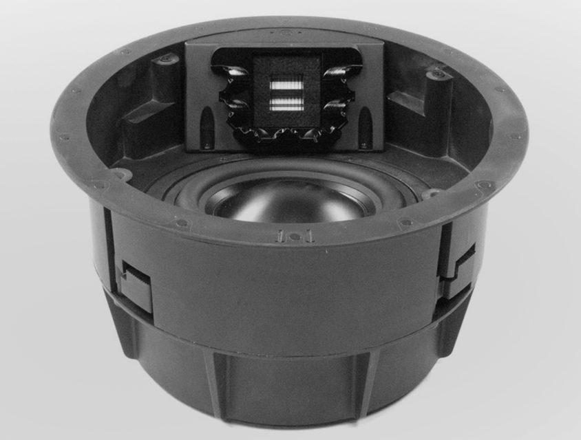 Wisdom Audio представит потолочную акустику ICS7a с планарно-магнитными твитерами