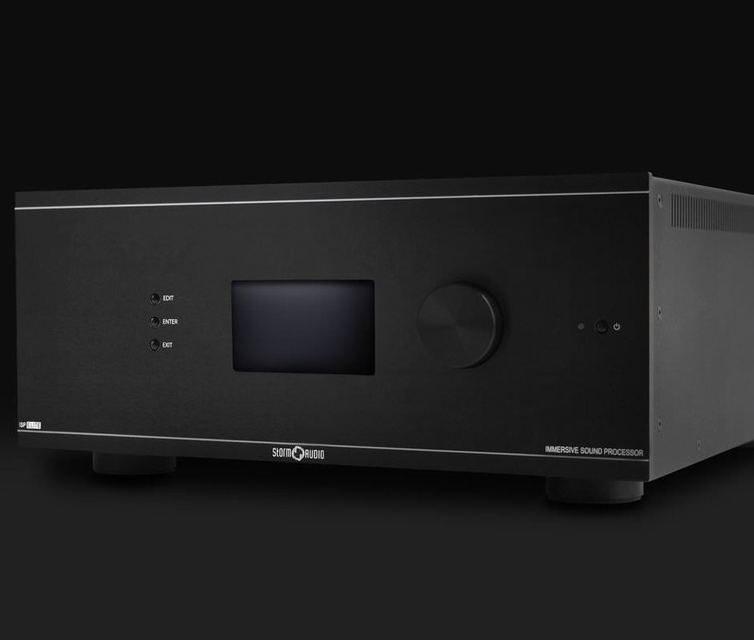 Компания StormAudio представила 16-канальный усилитель-процессор I.ISP 3D.16.12 для домашнего кинотеатра