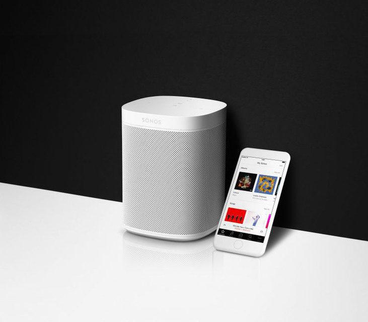 Колонки Sonos получат поддержку AirPlay 2