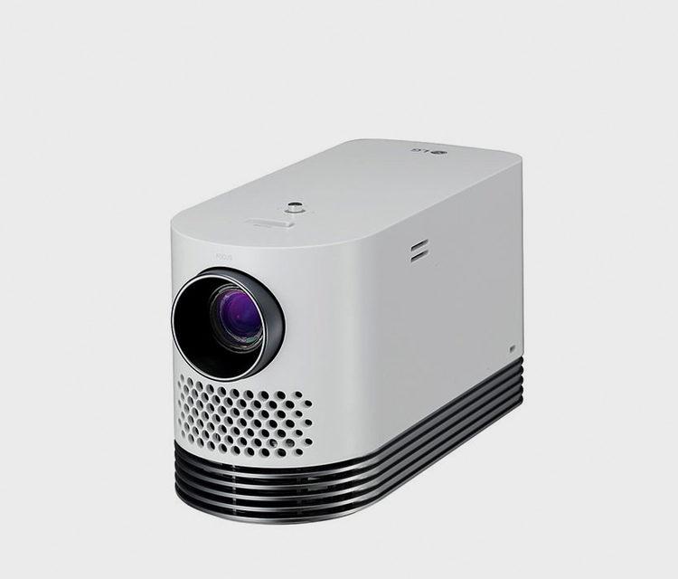 Компактный проектор LG HF80JS появился в продаже в России