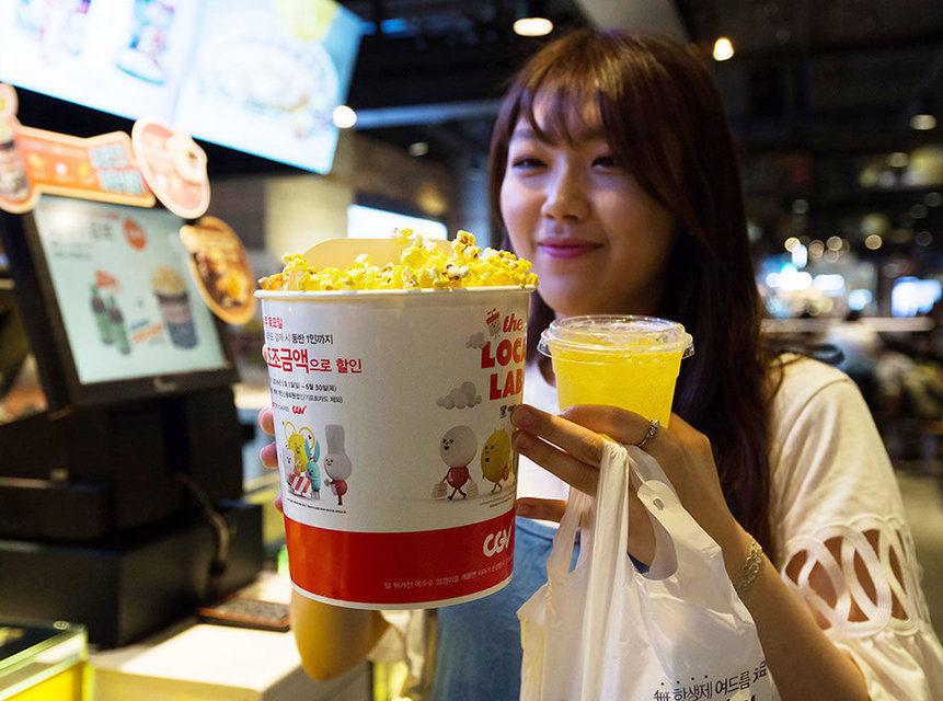 В Москве появятся 33 кинотеатра корейской сети CJ CGV