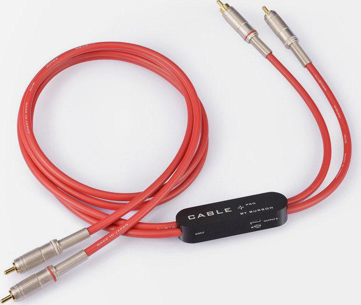 Burson Audio Cable+Pro: кабель с интегрированным буфером для согласования импеданса