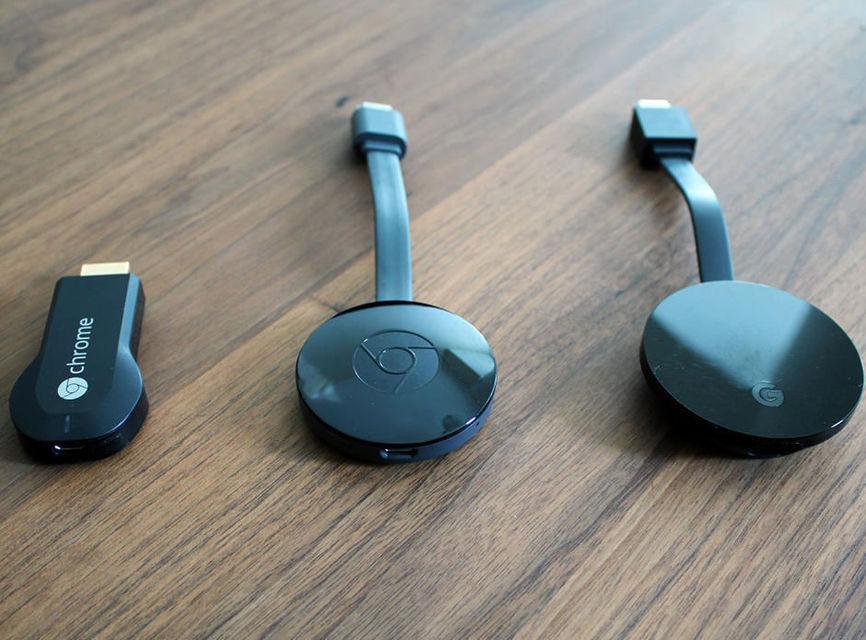 Google продала 55 миллионов донглов Chromecast