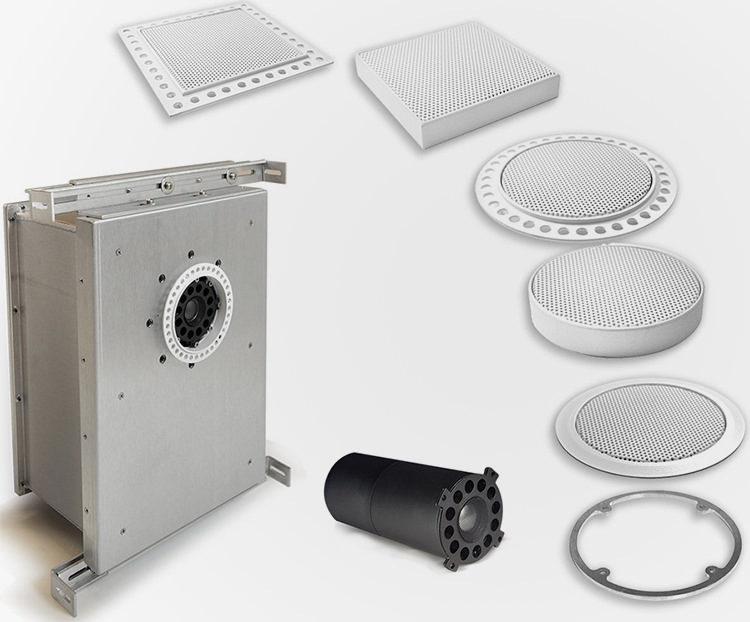 Встраиваемая акустическая система James Loudspeaker 63SA-7HO.8: громкая и басовитая