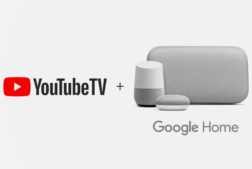 Колонки Google Home получили совместимость с видеосервисом YouTube TV
