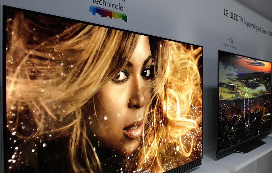 Обновление с цветовым профилем Technicolor стало доступно на телевизорах LG 2017 года