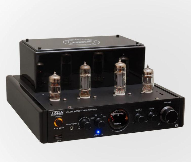 Taga Harmony представила гибридный усилитель начального уровня HTA-25B
