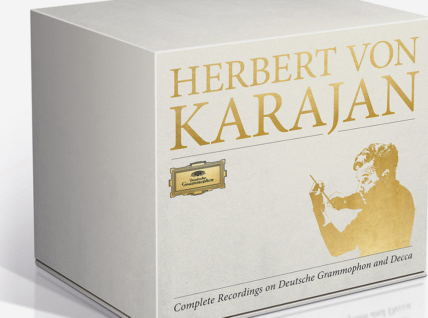 Бокс-сет Герберта фон Караяна станет самым большим в истории